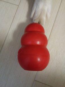 知育玩具 犬のおもちゃ コング