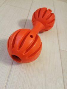 知育玩具 犬のおもちゃ ビジーバディワグル
